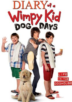 Saftirik - Diary Of A Wimpy Kid: Dog Days