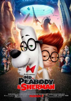 Zamanda Yolculuk  - Mr. Peabody & Sherman