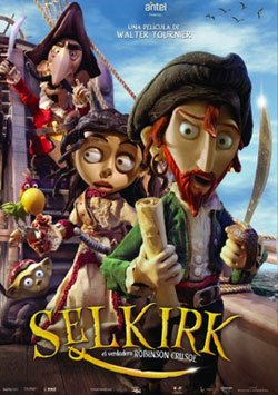 Korsan Selkırk - Selkirk: The Real Robinson Crusoe