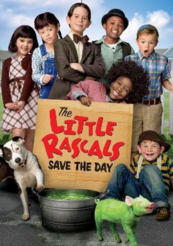 Küçük Afacanlar Günü Kurtarıyor - The Little Rascals Save The Day