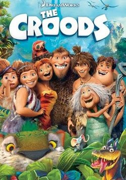 Croodlar - The Croods
