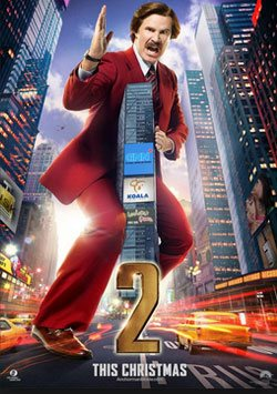 Çılgın Haber Ekibi - Anchorman 2: The Legend Continues