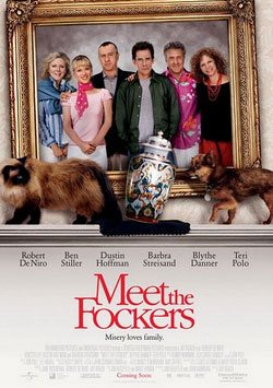 Zor Baba Ve Dünür - Meet The Fockers
