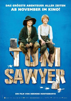 Tom Ve Huckleberry - Tom Sawyer & Huckleberry Finn