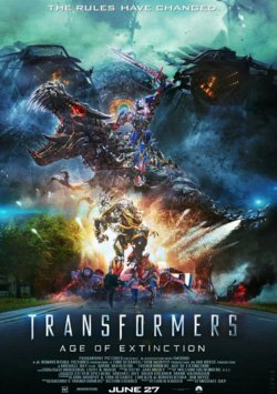 Transformers: Kayıp Çağ - Transformers: Age Of Extinction